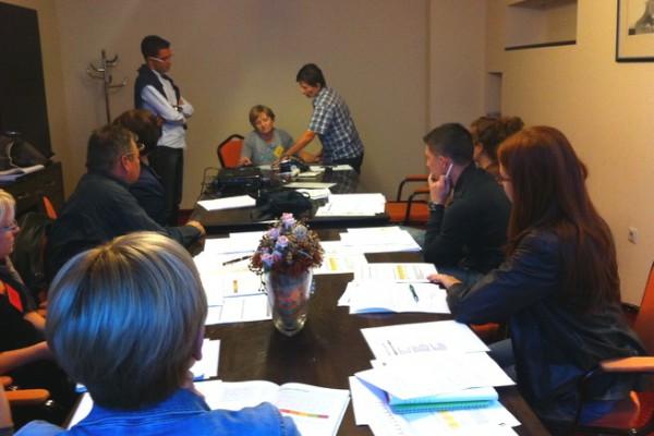 Edukacija Trijaža u odjelu hitne medicine održana u Varaždinu
