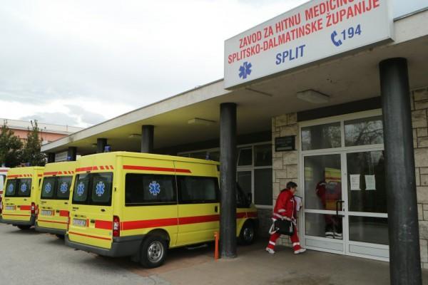 Na radnom sastanku u Splitu o unapređenju bolničkog i izvanbolničkog HMS-a