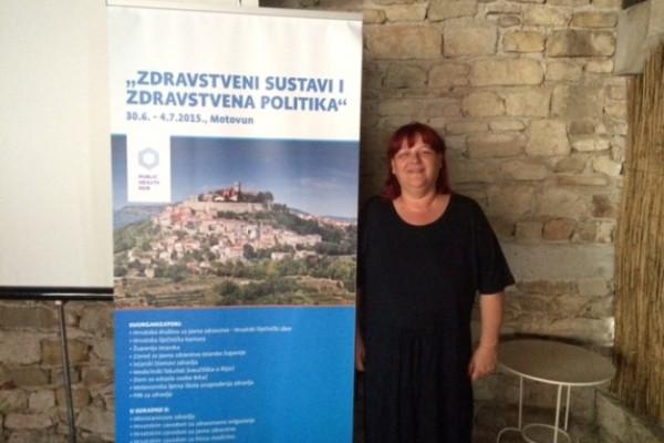 Ravnateljica HZHM-a održala predavanje na programu radionica Zdravstveni sustavi i zdravstvena politika