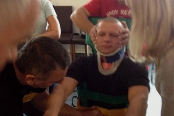 U Slavonskom Brodu održana edukacija djelatnika izvanbolničke hitne službe