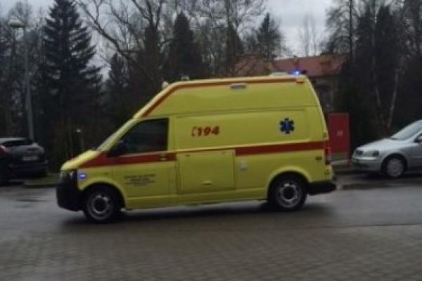 Zavod za hitnu medicinu Krapinsko-zagorske županije dobio novo vozilo