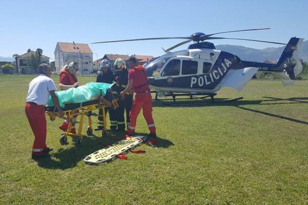 95 intervencija hitne helikopterske medicinske službe u Dubrovniku