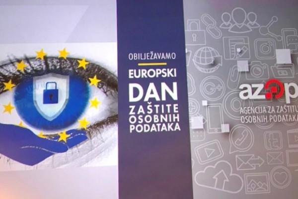 Obilježen Europski dan zaštite osobnih podataka