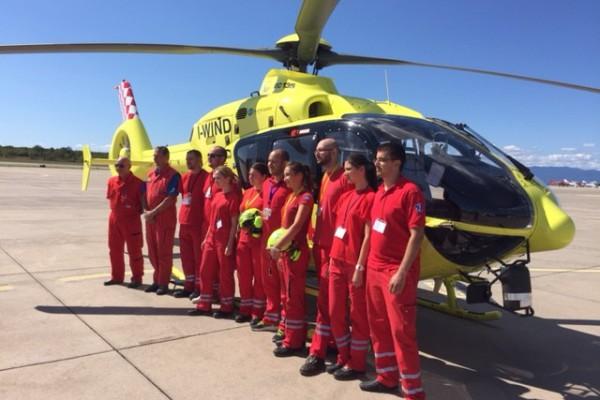 Započeo 4.-mjesečni pilot projekt uspostave helikopterske hitne medicinske službe