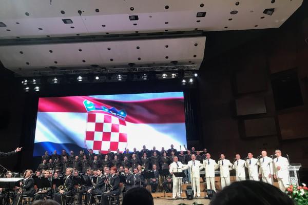 Ravnateljica HZHM-a na svečanom obilježavanju obljetnice formiranja Oružanih snaga RH