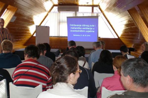 Bjelolasica 2010, Poslijediplomski tečaj trajnog medicinskog usavršavanja