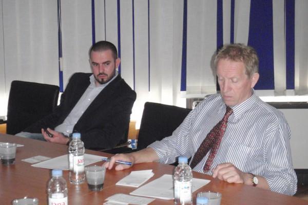 Tim stručnjaka Svjetske zdravstvene organizacije u posjetu HZHM