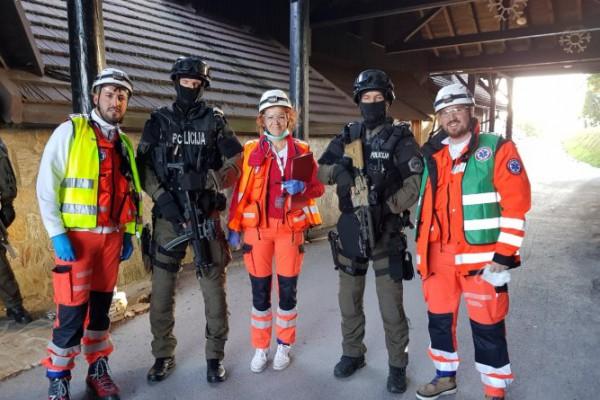 Odličan rezultat hrvatskih predstavnika na XI. međunarodnom natjecanju timova HMS-a