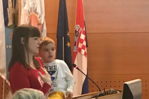 Ravnateljica HZHM-a na Konferenciji o sigurnosti djece u prometu