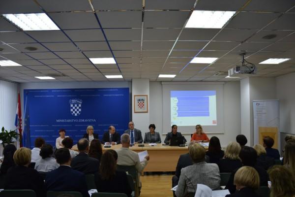 Održana prezentacija Poziva na dostavu projektnih prijedloga za Specijalističko usavršavanje doktora medicine