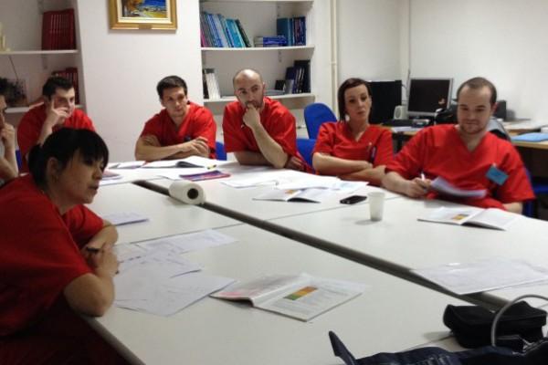 Edukacija djelatnika Odjela hitne medicine KBC-a Osijek