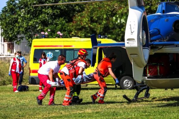 Dubrovački tim helikopterske hitne medicinske službe zbrinuo 160 pacijenata