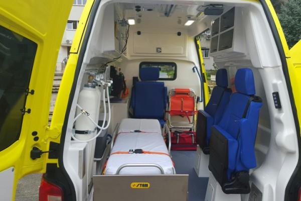 Zavod za hitnu medicinu Splitsko-dalmatinske županije dobio nova vozila