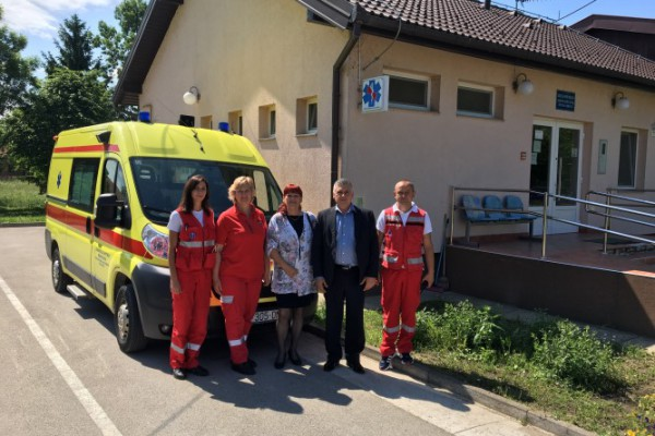 Obilježena 3. obljetnica poplave u županjskoj Posavini