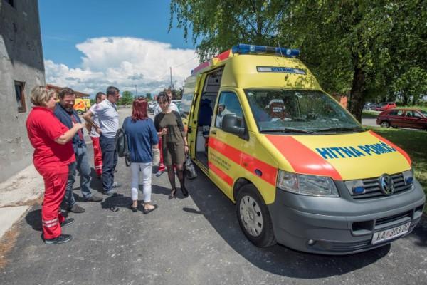 Na stručnom skupu u Dugoj Resi predstavljene Nacionalne smjernice za rad izvanbolničke i bolničke hitne medicinske službe s pacijentima kojim je potrebna palijativna skrb