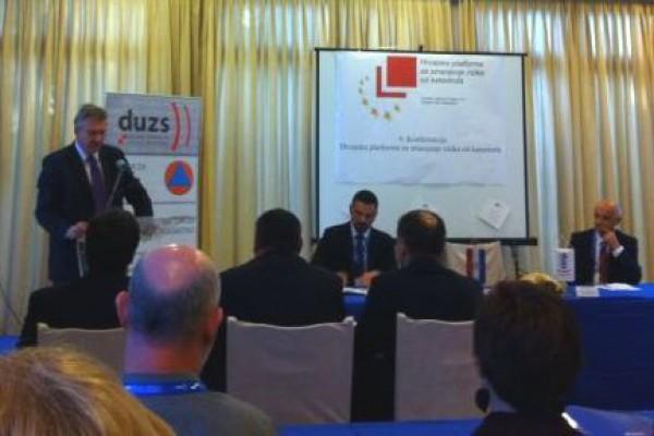 Održava se Konferencija Hrvatske platforme za smanjenje rizika od katastrofa