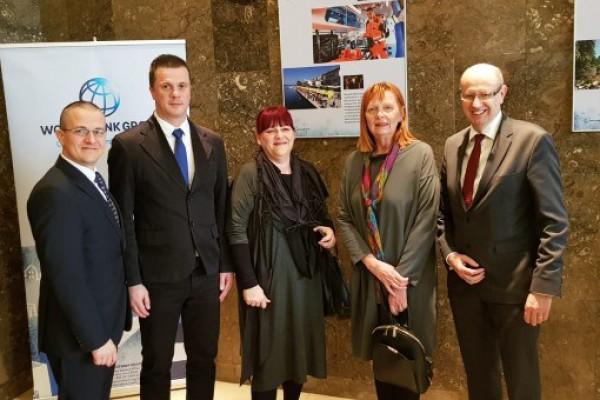 Partnerstvo Hrvatske i Svjetske banke zaslužno za unapređenje sustava hitne medicinske službe