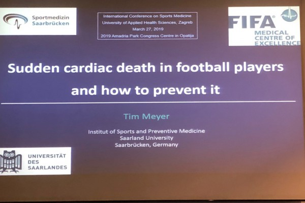 HZHM na Konferenciji sportske medicine