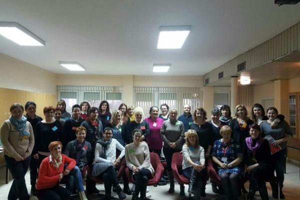 Edukacijska vježba obnove znanja i vještina iz trijaže u djelatnosti hitne medicine održana u OB Karlovac