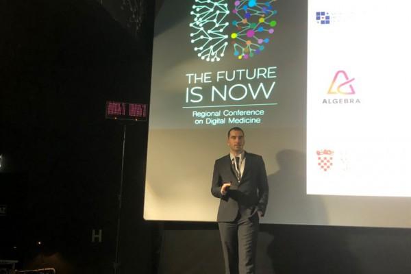 O telemedicini u RH na konferenciji Budućnost je sada