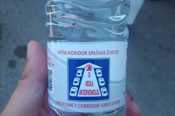Hitni koridor spašava život