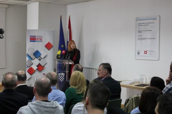 Kreću prve edukacije u sklopu EU projekta Kontinuirano stručno osposobljavanje radnika u djelatnosti hitne medicine