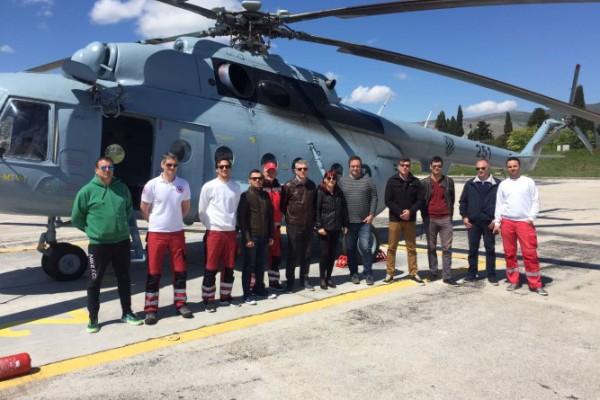 Tim HMS-a u Divuljama posjetila ravnateljica HZHM-a