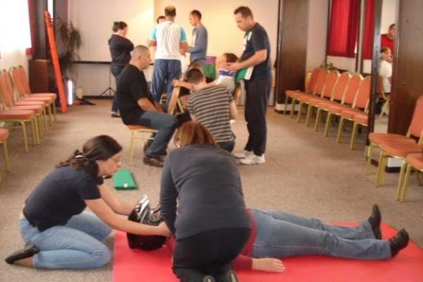 U Varaždinu održana edukacija za liječnike i medicinske sestre i tehničare