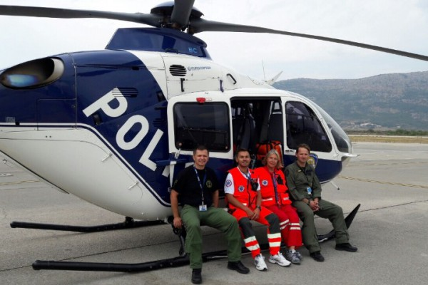 U turističkoj sezoni hitna medicinska služba zbrinula 1.694 pacijenta