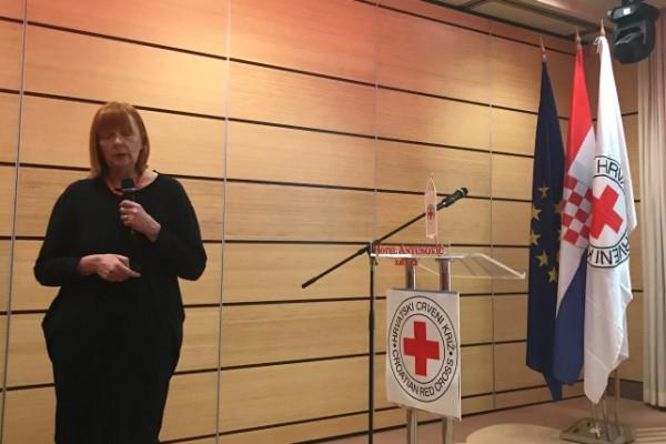 Održan stručni skup Hrvatskog Crvenog križa