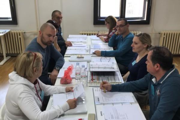 Održan Tečaj za osposobljavanje kandidata za nacionalne instruktore za edukaciju dispečera MPDJ-a
