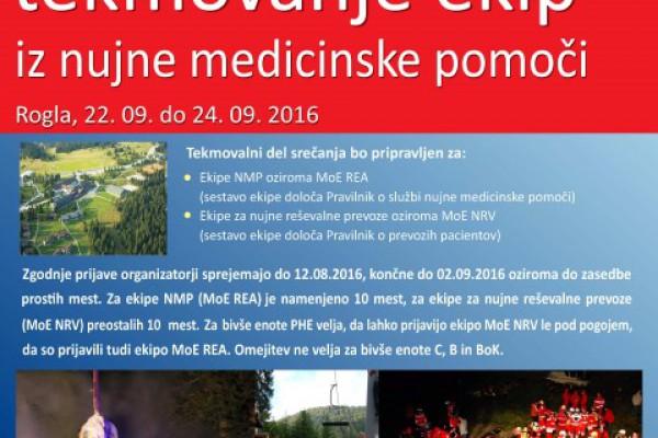 Hrvatski timovi HMS-a na međunarodnom natjecanju u Sloveniji
