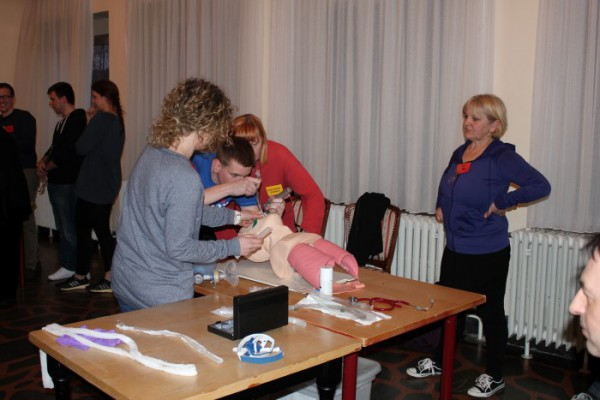 Održavanje dišnog puta i mehanička ventilacija u hitnoj medicini u Krapinskim Toplicama