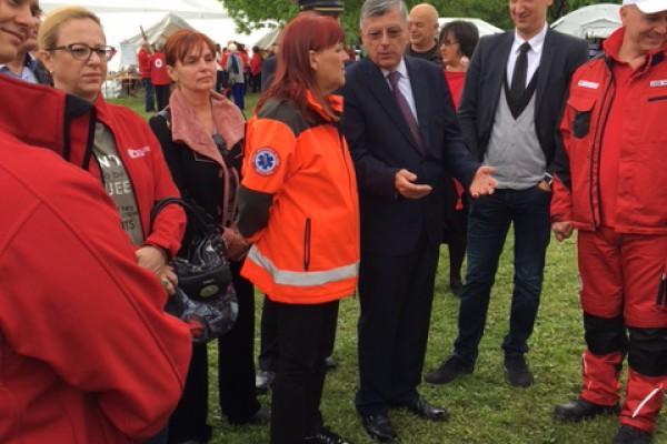 Obilježen Svjetski dan Crvenog križa