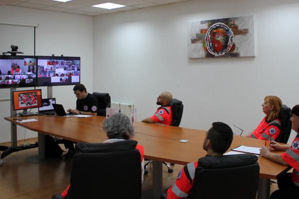 Videokonferencijom obilježen Nacionalni dan hitne medicinske službe