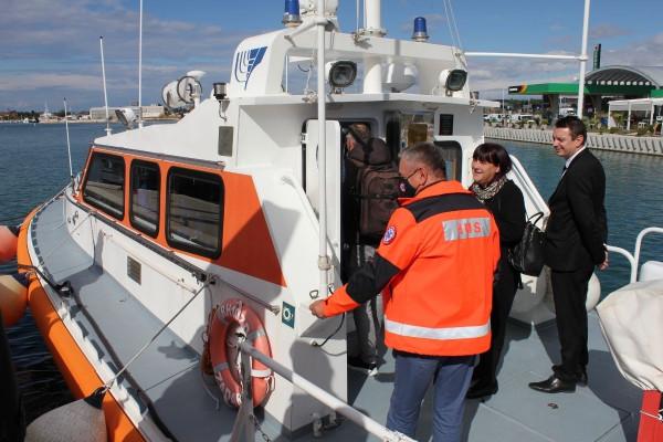Potpisan ugovor o izgradnji i opremanju šest brzih brodica za pružanje hitne medicinske skrbi