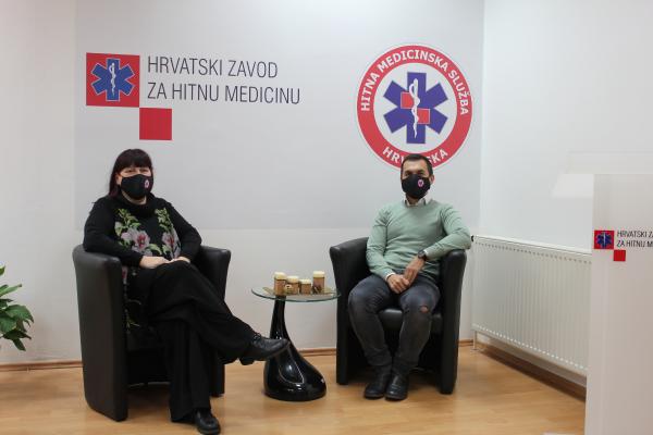 Obilježena osma godišnjica rada Objedinjenog hitnog bolničkog prijema Karlovac