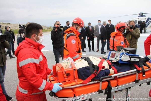 HHMS odsada cijelu godinu u Dubrovačko-neretvanskoj županiji