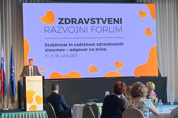 Počeo slovenski Zdravstveni razvojni forum