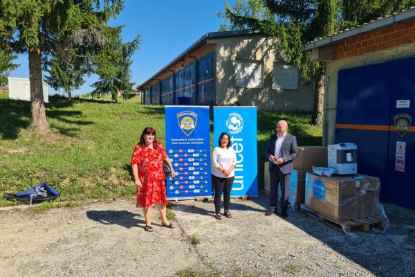 UNICEF donirao deset oksigenatora objedinjenim hitnim bolničkim prijemima