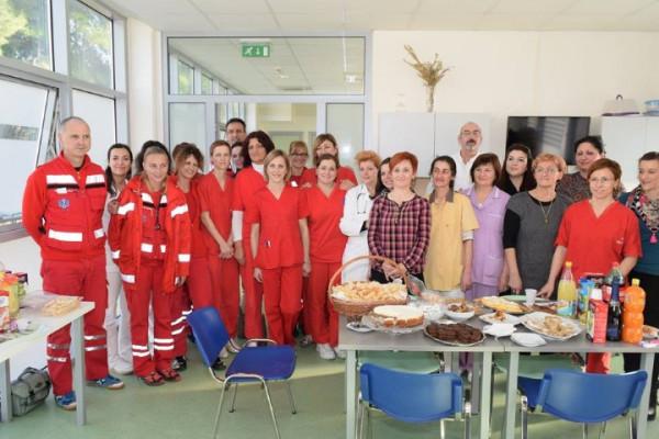 Šibenski Centar za hitnu medicinu proslavio drugu godinu rada