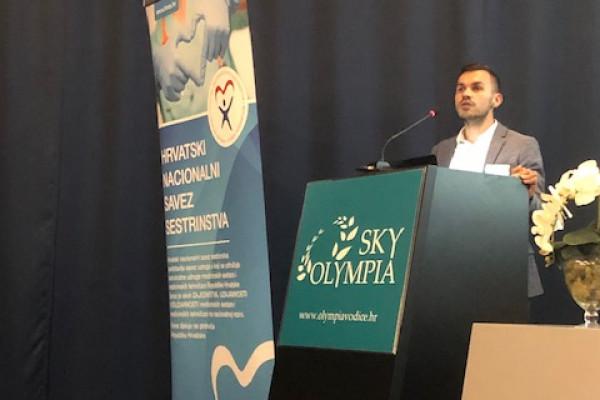 Istaknuta važnost EU projekata na kongresu Hrvatskog nacionalnog saveza sestrinstva