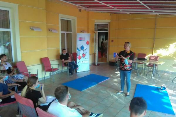Vježbom edukacijskog programa EP2 nastavljena provedba projekta Kontinuirano stručno osposobljavanje radnika u djelatnosti hitne medicine