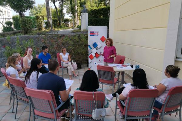 Održana edukacijska vježba za radnike koji provode trijažu