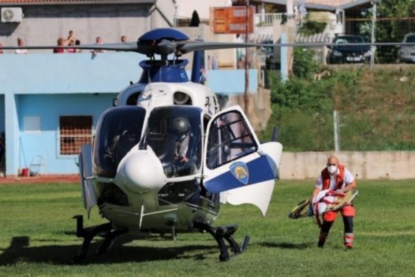 Tim helikopterske hitne medicinske službe Dubrovnik zbrinuo 126 pacijenata