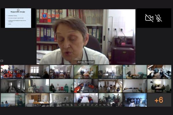 e-Usavršavanje: Alergije i alergijske bolesti dišnog sustava
