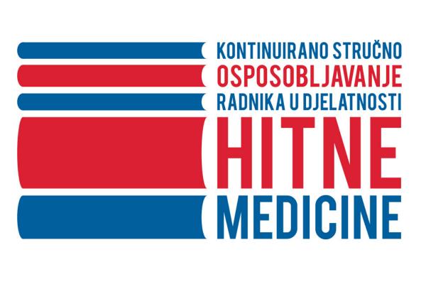 Najava: Predstavljanje projekta Kontinuirano stručno osposobljavanje radnika u djelatnosti hitne medicine