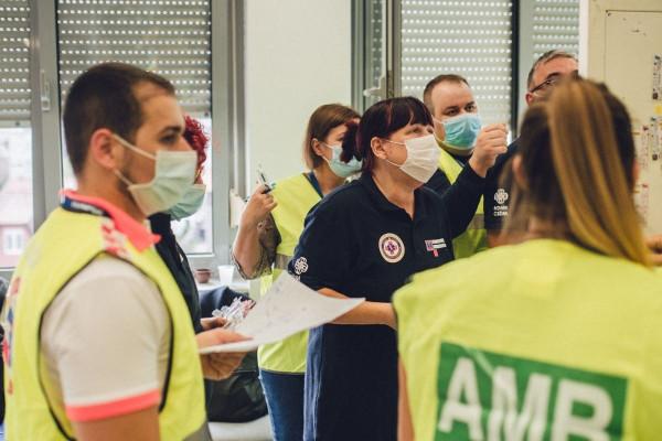 Cro MRMI: Osma generacija polaznika naučila kako medicinski odgovoriti na velike nesreće
