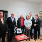 Nabavljen defibrilator za Zračnu luku Dubrovnik iz EU fondova